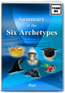 Summary of the Six Archetypes Cover
