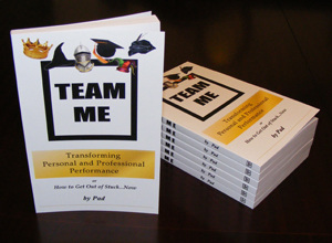 Picture of Team Me Book Transforming Personal and Professional Development
