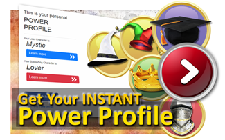 Click to start your Archetype Power Profile