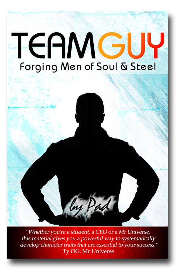Cover of Team Guy - Forging Men of Soul & Steel