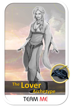 The Team Me Lover Archetype Card